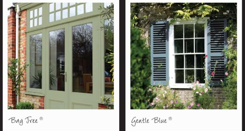 Year Exterior Satin Paint Available Following Colours