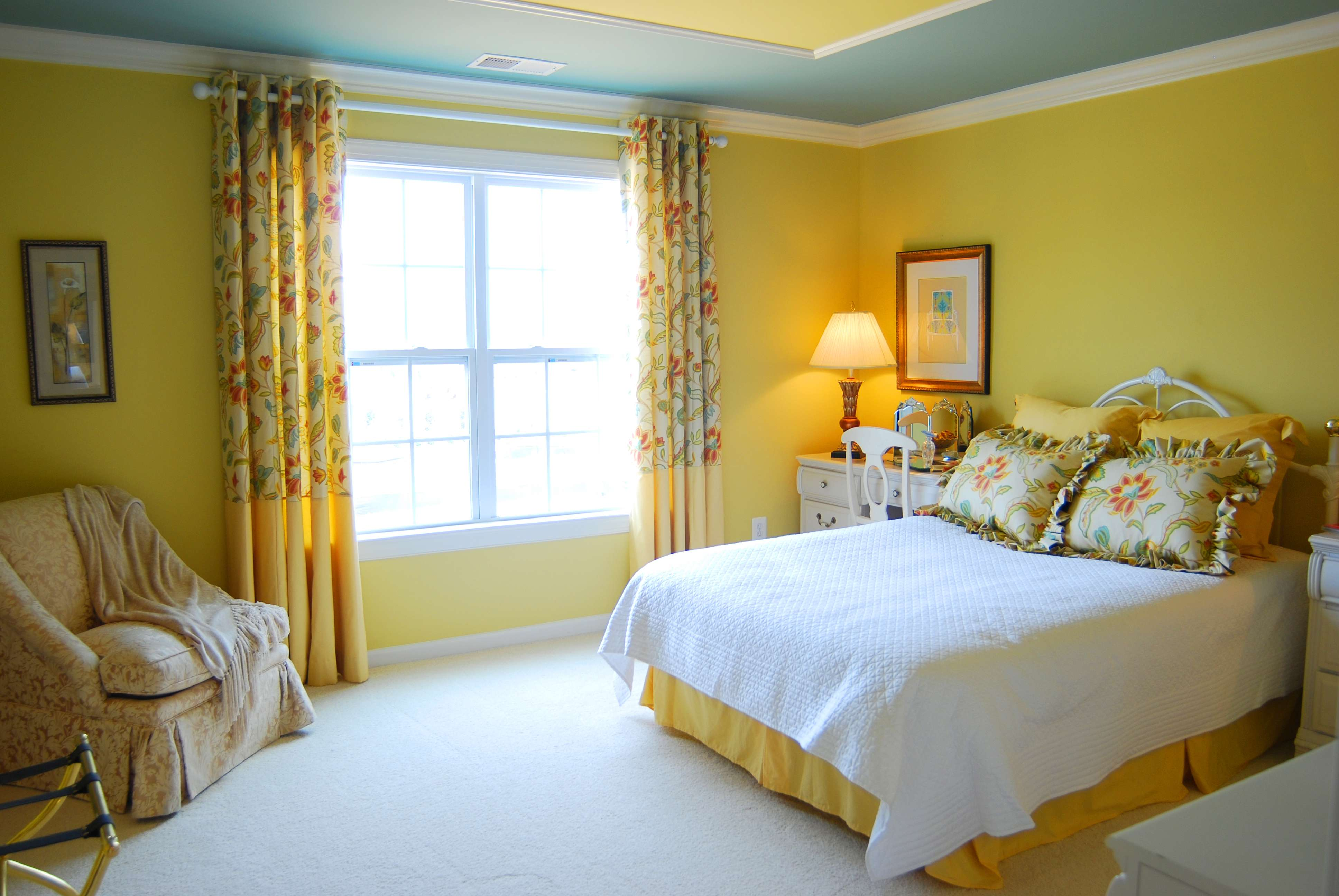 Yellow Bedroom Colors Designbedroom Design