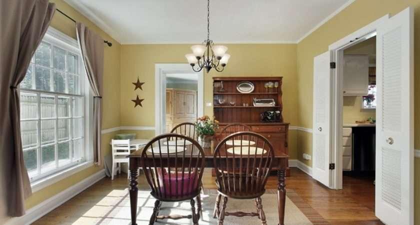 Yellow Dining Room Ideas Pinterest