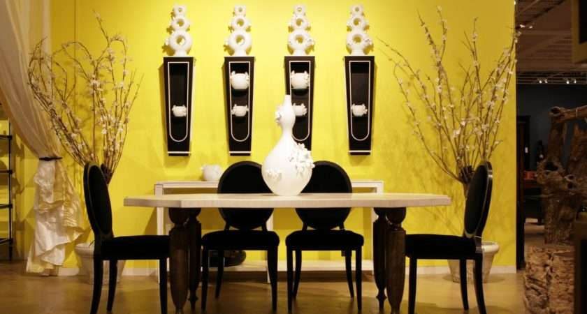 Yellow Dining Room Paint Ideas Decor Diningroomstyle