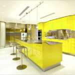 Yellow Kitchen Designs