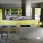 Yellow Kitchen German Makers Rempp