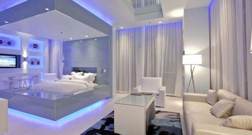 Yet Cool Bedroom Lighting Design Ideas Modern