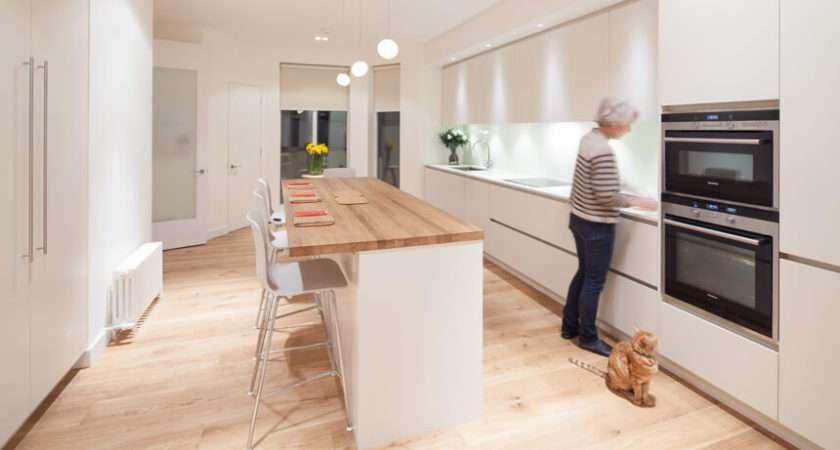 Zero Hero Galley Kitchens Make Most Narrow