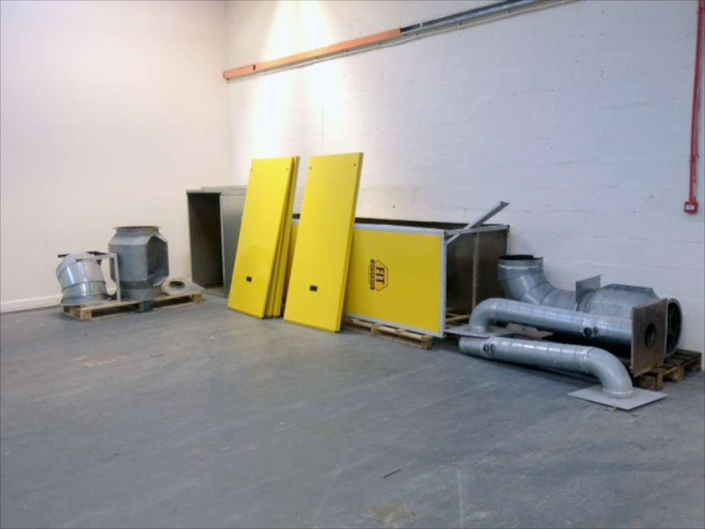 Zone Gas Catalytic Tunnel Oven Machinery