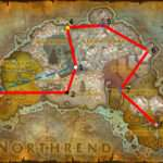 Zones Map Further Dun Morogh Halls Stone Location